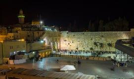 Wailing Wall, Jerusalem Stock Photos
