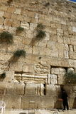Wailing Wall in Jerusalem Royalty Free Stock Images