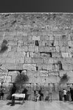Wailing Wall in Jerusalem Royalty Free Stock Image