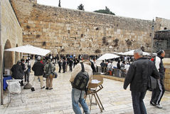 Wailing Wall Jerusalem Royalty Free Stock Photography