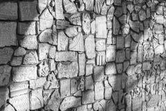 Wailing Wall, Remuh Synagogue, Krakow Royalty Free Stock Photo
