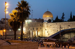 Wailing Wall 2 Stock Image