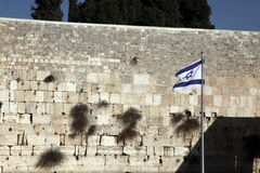 Wailing wall, Western Wall, Jerusalem Royalty Free Stock Images