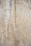 Wailing (Western) Wall close-up (Jerusalem, Israel) Stock Images