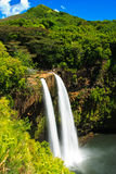 Wailua Falls, Kauai Stock Photography