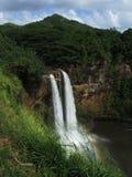 Wailua Falls, Kauai, Hawaii Stock Image