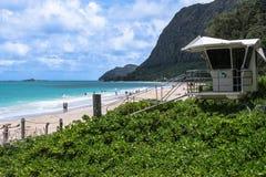 Free Waimanalo Beach In Oahu, Hawaii Stock Images - 131561934