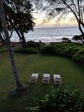 Waimanalo Beach royalty free stock photos