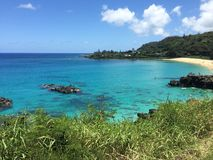 Waimea Bay Royalty Free Stock Photos