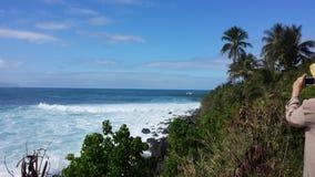 Waimea-Brandung Lizenzfreie Stockfotos