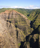 Waimea Canyon Stock Photography