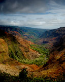 Waimea Canyon Stock Images