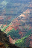 Waimea Canyon Hawaii Stock Photos