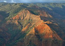 Waimea Canyon, Kauai Stock Photos