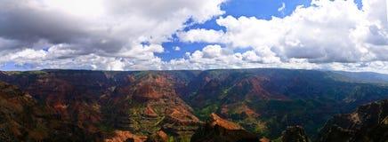 Waimea Canyon Kauai Hawaii Royalty Free Stock Photo