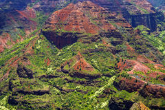 Waimea Canyon, Kauai, Hawaii Royalty Free Stock Photos
