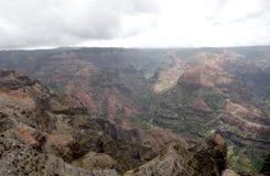 Waimea Canyon, Kauai, Hawaii Stock Images