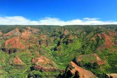 Waimea Canyon State Park stock photos