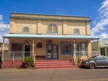 Waimea Town, Kauai Stock Photo