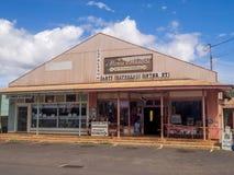 Waimea Town, Kauai Stock Image