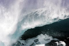 Waimea Wave 1. Waimea Wave Stock Images