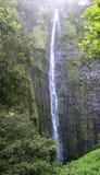 Waimoku Falls, Haleakala Stock Photography