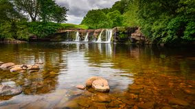 Free Wain Wath Force On The River Swale Stock Image - 155114531