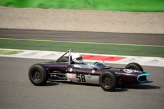 1963 Wainer 63 Formula Junior car Stock Photography