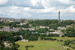 Wainhouse Tower Halifax royalty free stock photo