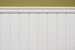 Wainscoting Images libres de droits