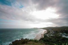 Wainui Beach, Gisborne, NZ Royalty Free Stock Images