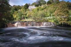 Wainwath Falls royalty free stock photography