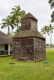 Waioli Huiia Mission hall in Hanalei Kauai Stock Photo