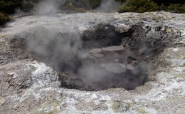 WaiOTapu Geothermal Wonderland, New Zealand Stock Photos