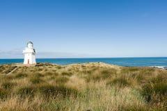Waipapa Point Lighthouse. Stock Photography