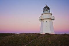 Waipapa punkt, Nya Zeeland Royaltyfria Foton