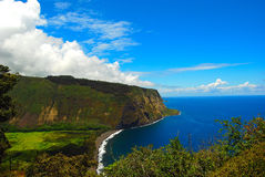 Waipio Valley Stock Images