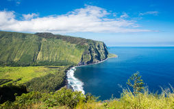 Waipio Valley, Hawaii Royalty Free Stock Image