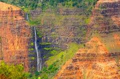 Waipoo Falls Stock Image