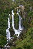 Waipunga Falls in New Zealand. Stock Image