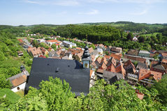Waischenfeld Village Stock Image