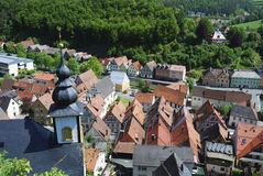 Waischenfeld Village Royalty Free Stock Photo