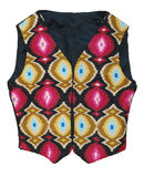 Waistcoat original da tapeçaria imagem de stock