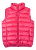 waistcoat vermelho Imagem de Stock Royalty Free