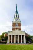 Wait Chapel at WFU Royalty Free Stock Photos