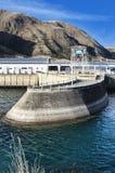 Waitaka Power station Royalty Free Stock Photos