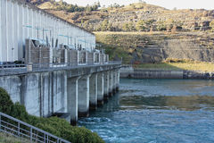 Waitaki Power Station NZ Stock Photo