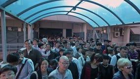 Waitan-Damm von Shanghai stock footage