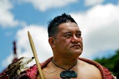 Waitangi日和节日-新西兰公休日2013年 免版税库存照片