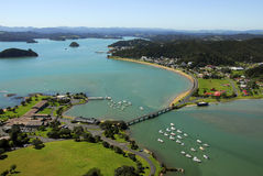Waitangi Bridge - Bay of Islands. New Zealand stock photos